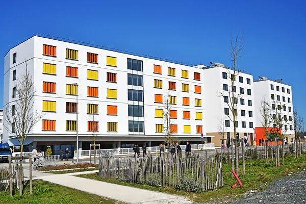 Alojamiento escuela de francés Inlingua La Rochelle: Residencia Utopia 3