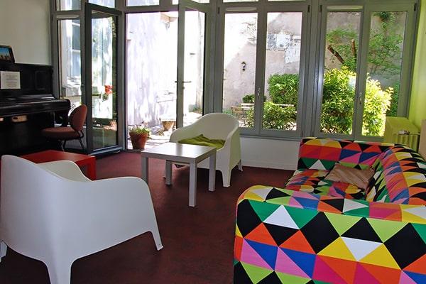 Alojamiento escuela de francés Institut de Touraine: Residencia de verano Hameau Saint-Michel 3