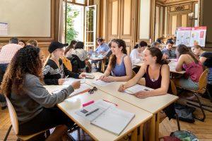 Escuela de francés en Tours | Institut de Touraine Tours 11