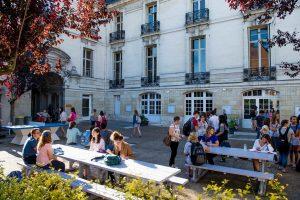 Escuela de francés en Tours | Institut de Touraine Tours 12