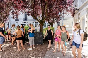 Escuela de francés en Tours | Institut de Touraine Tours 16