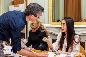 Escuela de francés en Tours | Institut de Touraine Tours 17
