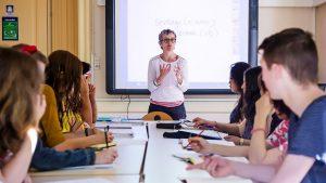Escuela de francés en Tours | Institut de Touraine Tours 18