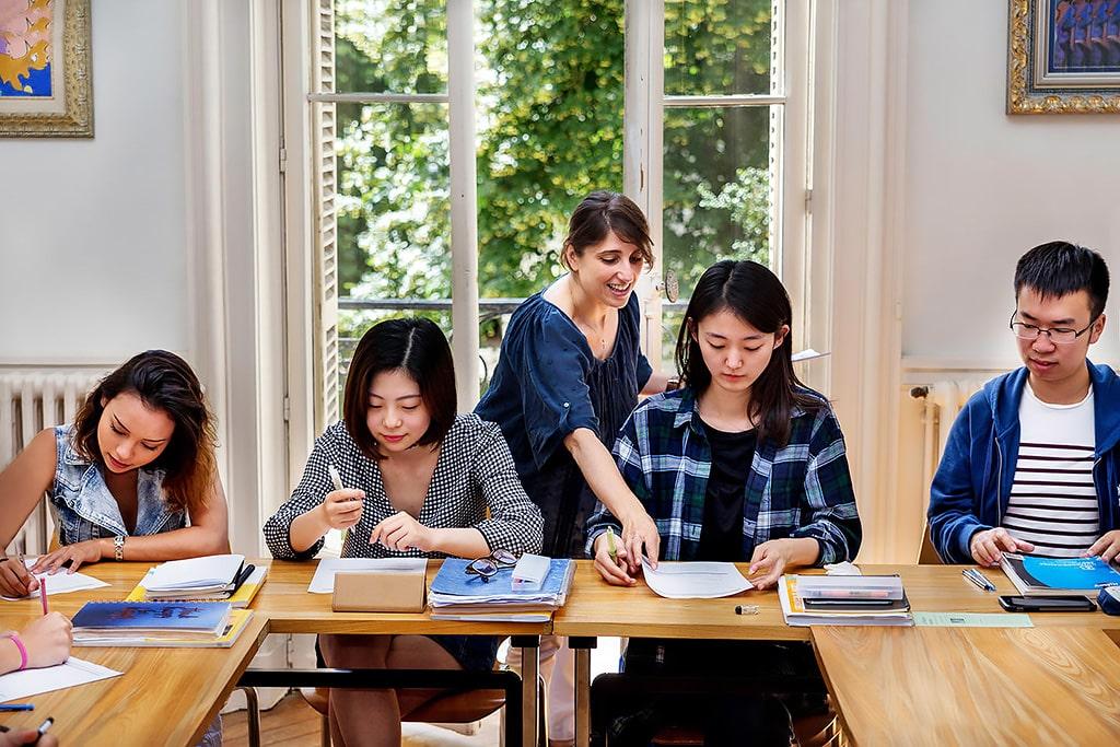 Escuela de francés en Tours | Institut de Touraine Tours 2