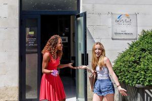 Escuela de francés en Tours | Institut de Touraine Tours 4