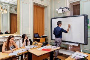 Escuela de francés en Tours | Institut de Touraine Tours 5
