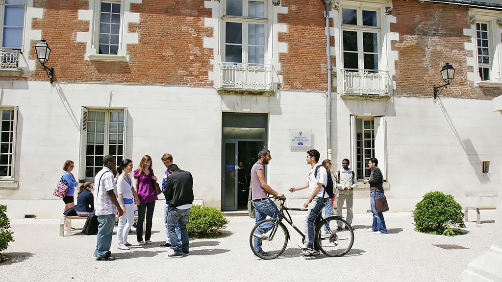 Escuela de francés en Tours | Institut de Touraine Tours 6
