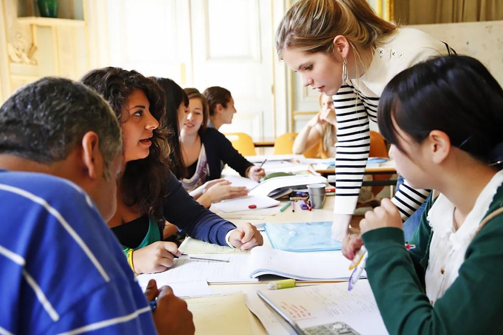 Escuela de francés en Tours | Institut de Touraine Tours 7