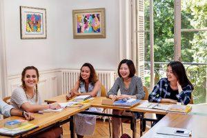 Escuela de francés en Tours | Institut de Touraine Tours 8