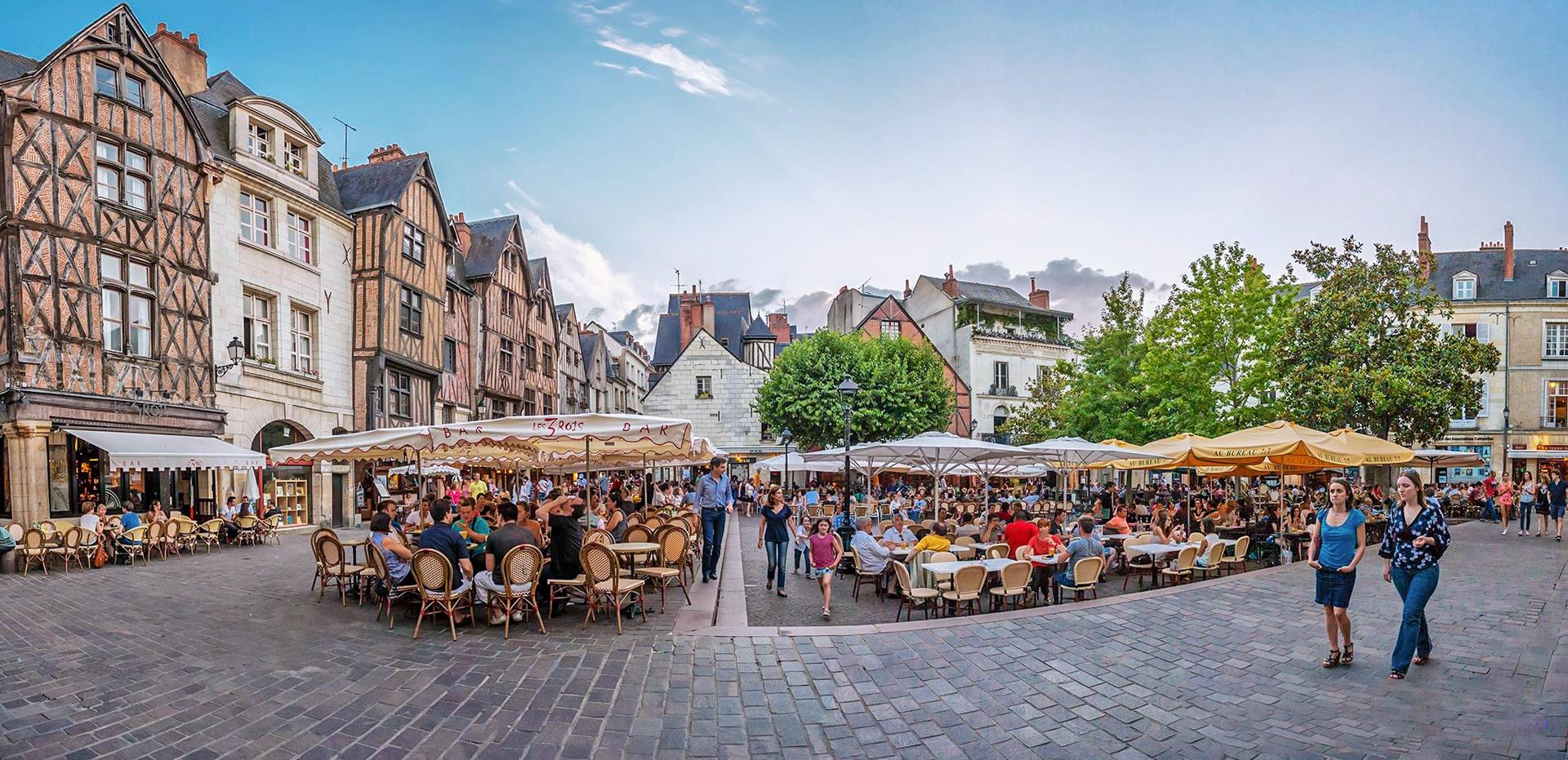 Institut de Touraine – Escuela de francés en Tours