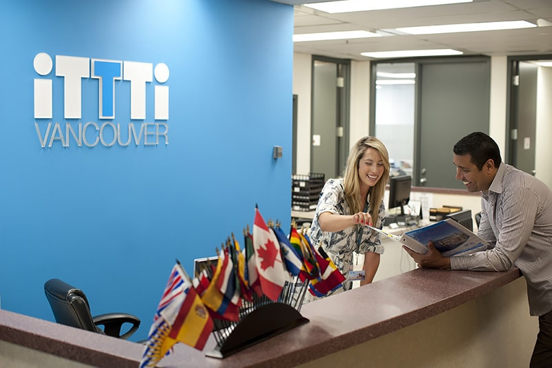 Escuela de inglés en Vancouver | iTTTi Vancouver 1
