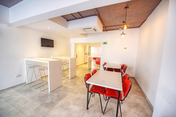 Alojamiento escuela de inglés LAL Sliema: Howard Hotel Room 2