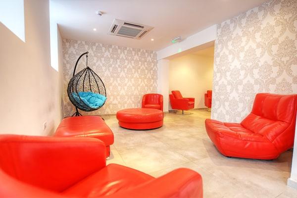Alojamiento escuela de inglés LAL Sliema: Howard Hotel Room 3