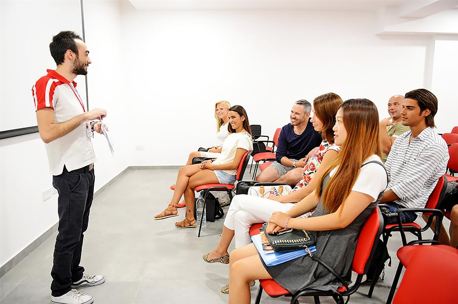 Escuela de inglés en Sliema | LAL Sliema 7