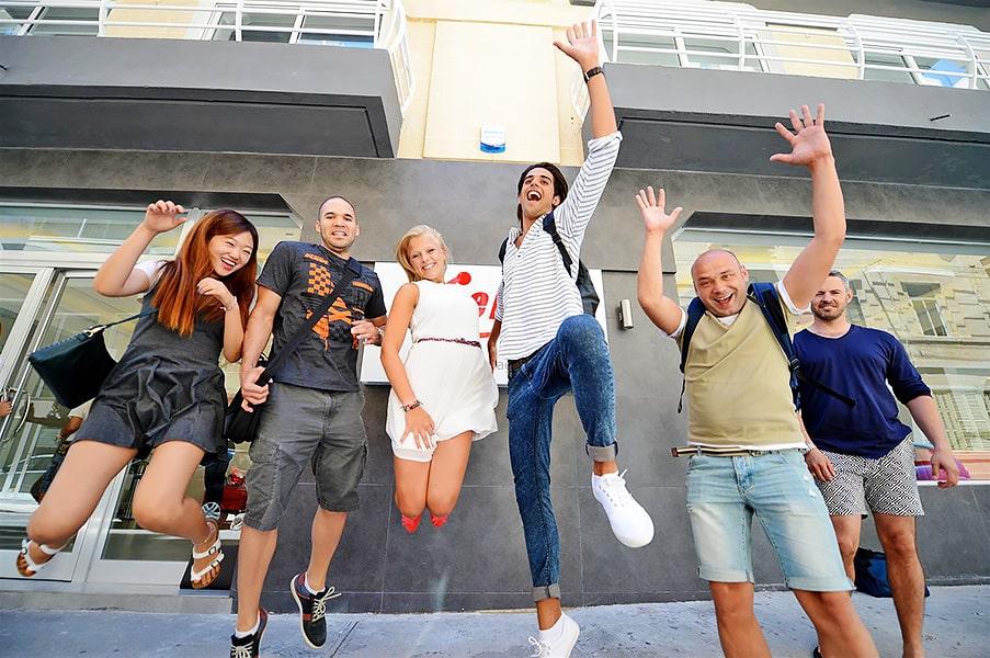 Escuela de inglés en Sliema | LAL Sliema 8