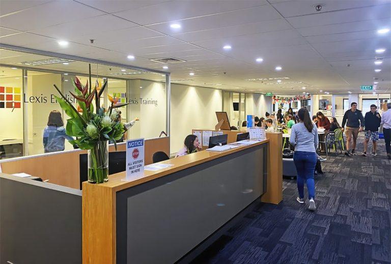Escuela de inglés en Brisbane   Lexis English Brisbane 1