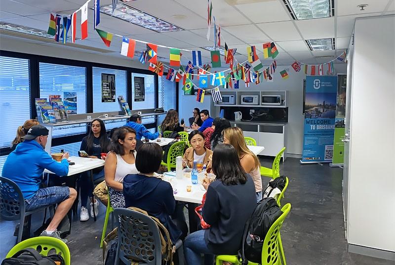 Escuela de inglés en Brisbane | Lexis English Brisbane 3