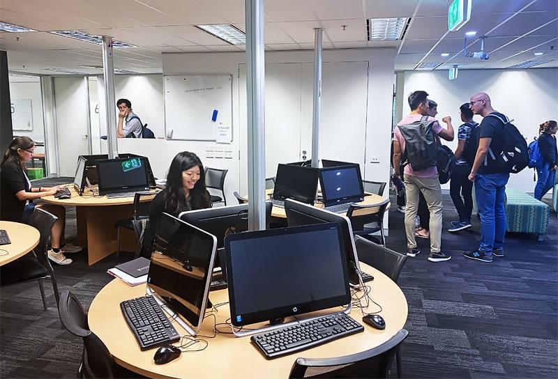 Escuela de inglés en Brisbane | Lexis English Brisbane 4