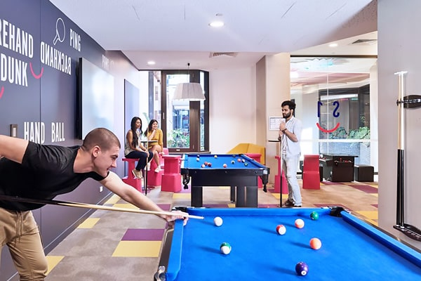Alojamiento escuela de inglés Lexis English Brisbane: Residencia Student One Elizabeth Street 3