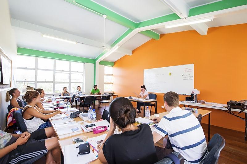 Escuela de inglés en Byron Bay | Lexis English Byron Bay 1