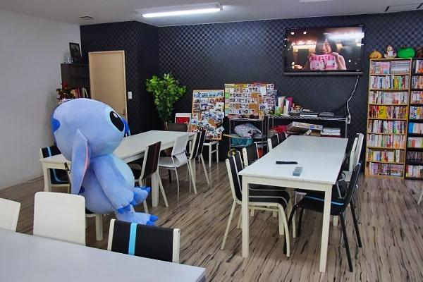 Alojamiento escuela de japonés Lexis Japan Kobe: Residencia de estudiantes J&F 1