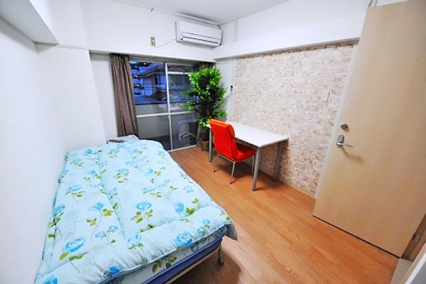Alojamiento escuela de japonés Lexis Japan Kobe: Residencia de estudiantes J&F 2