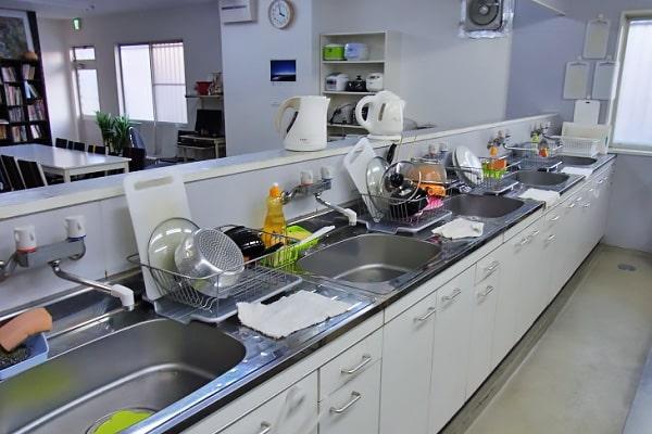 Alojamiento escuela de japonés Lexis Japan Kobe: Residencia de estudiantes J&F 4