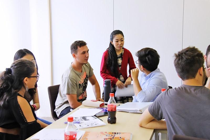 Escuela de japonés en Kobe | Lexis Japan Kobe 9