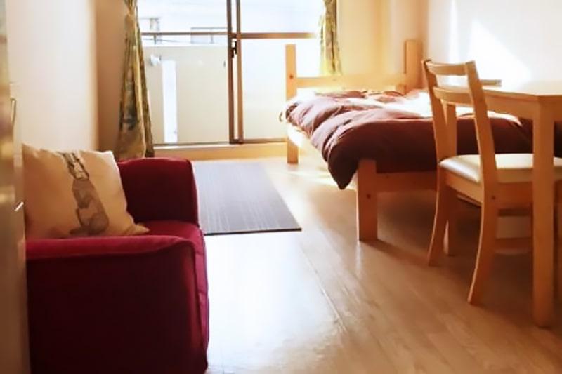 Alojamiento escuela de japonés Lexis Japan Kobe: Estudio