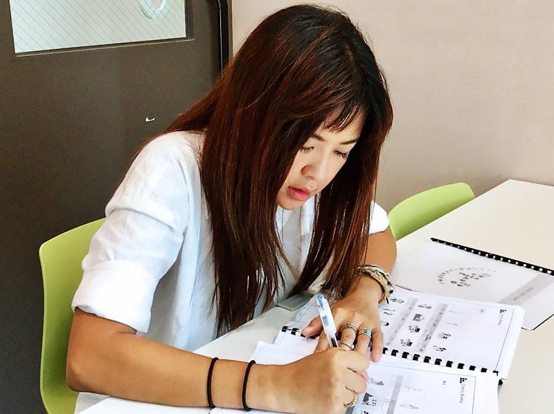 Escuela de coreano en Busan | Lexis Korea Busan 3