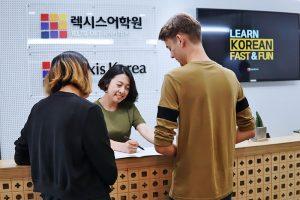 Escuela de coreano en Busan | Lexis Korea Busan 4