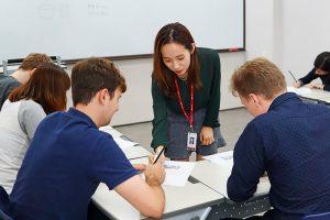 Escuela de coreano en Busan | Lexis Korea Busan 6