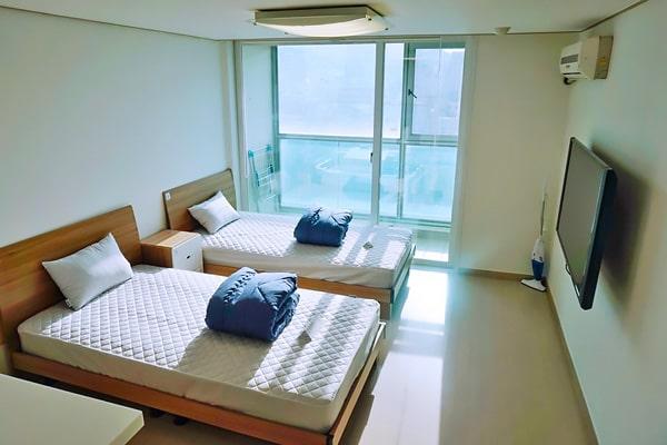 Alojamiento escuela de coreano Lexis Korea Busan: Residencia de estudiantes Lexis 3
