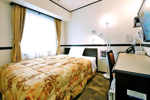 Alojamiento escuela de coreano Lexis Korea Busan: Apartamentos equipados Toyoko Inn 1