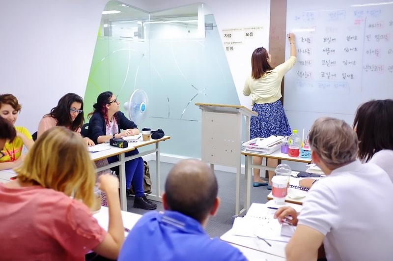 Escuela de coreano en Seúl | Lexis Korea Seoul 5