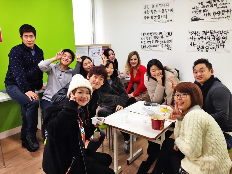 Escuela de coreano en Seúl | Lexis Korea Seoul 7