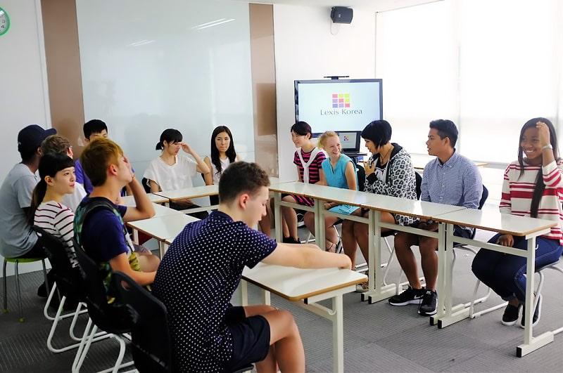 Escuela de coreano en Seúl | Lexis Korea Seoul 9