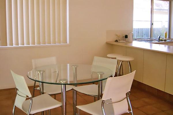 Alojamiento escuela de inglés Lexis English Noosa: Casa de estudiantes Sarena Court 5