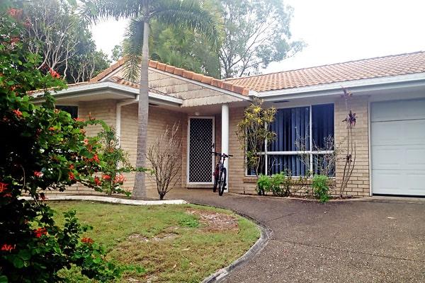 Alojamiento escuela de inglés Lexis English Noosa: Casa de estudiantes Tarina Street 1