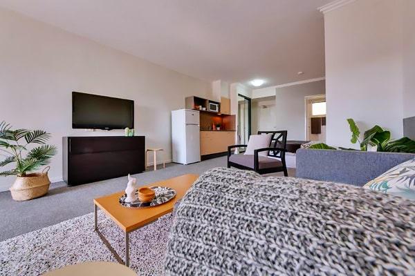 Alojamiento escuela de inglés Lexis English Perth: Hotel Inner City Resort 3