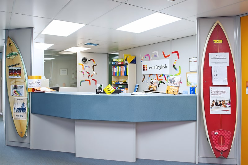 Escuela de inglés en Perth | Lexis English Perth 1