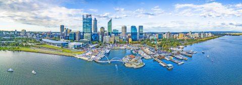 Cursos y escuelas de inglés en Perth