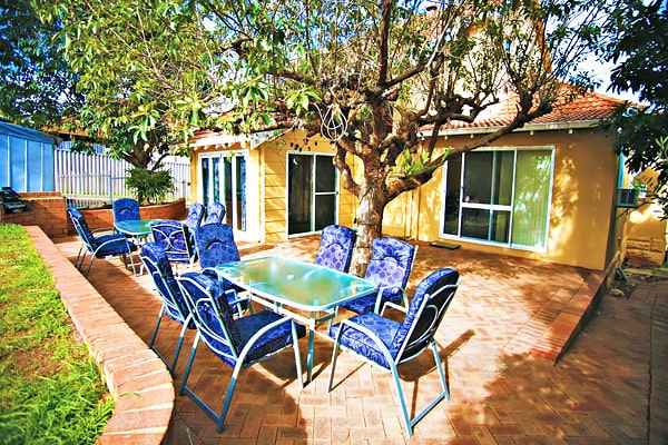 Alojamiento escuela de inglés Lexis English Perth: Casa de estudiantes Scarborough Beach 1