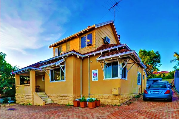 Alojamiento escuela de inglés Lexis English Perth: Casa de estudiantes Scarborough Beach 5