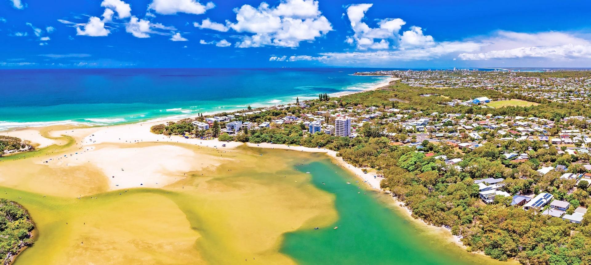 Cursos de inglés en Sunshine Coast