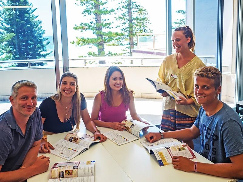 Escuela de inglés en Sídney | Lexis English Sydney 9