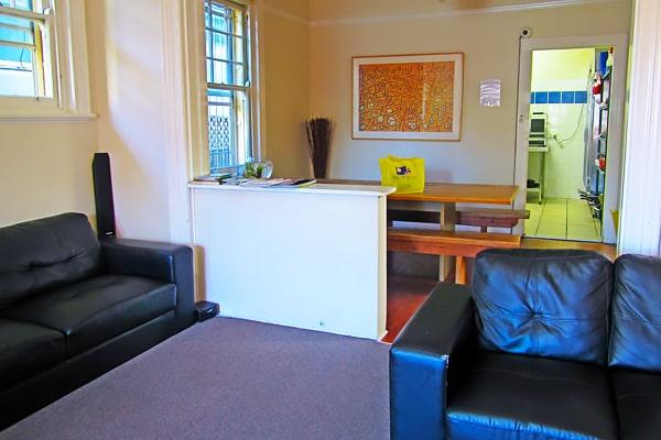Alojamiento escuela de inglés Lexis English Sydney: Residencia Student Bunkhouse 2