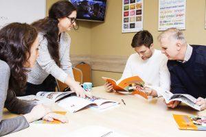 Escuela de ruso en Moscú   Liden & Denz Moscow 6