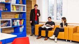 Escuela de ruso en Moscú   Liden & Denz Moscow 7