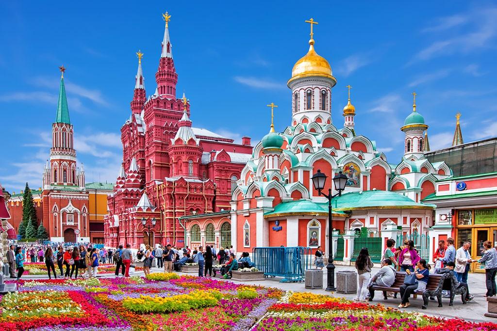 Escuela de ruso en Moscú   Liden & Denz Moscow 9